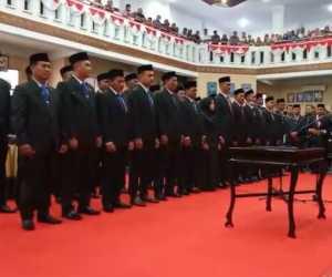 25 Anggota DPRK Abdya Periode 2019-2024 Resmi Dilantik