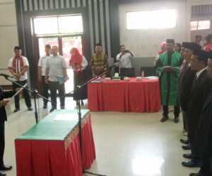 Enam Pejabat Eselon II dan III di Aceh Tenggara Dilantik