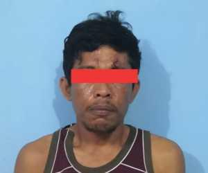 Simpan Sabu Diperkarangan Rumah, Warga Kuala Bate Abdya Ditangkap Polisi