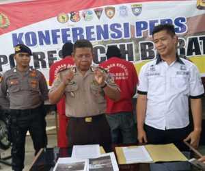 Pencuri Antar Kabupaten Dibekuk Tim Polres Abdya