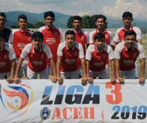 Persal Aceh Selatan Juara Grup C Liga 3, Menager Ucapkan Terima Kasih