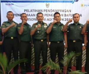 Personil Kodim Nagan Raya Ikuti Pelatihan Uji Kualitas Batubara di Semarang