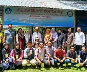 PKW dan LKP Peumakmue Rakan, Latih Warga Budidaya Ikan Lele