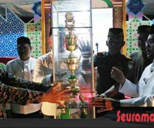 Kecamatan Kuala Batee Kembali Raih Juara Umum MTQ Abdya