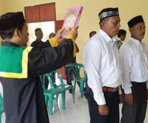 Salman Kembali Jabat Pj Keuchik Gampong Tokoh II