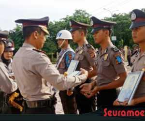 Terlibat Narkoba, Tiga Anggota Polres Nagan Raya di Pecat