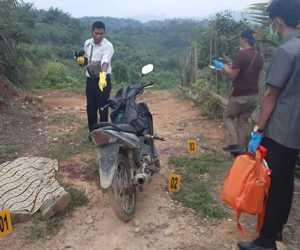 Usai di Visum, Polisi Temukan Hal Ini Pada Tubuh Korban Yang Ditemukan Meninggal Di Nagan Raya