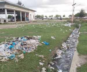 Sampah Berserakan di PPI Ujong Serangga Susoh, Warga Minta Dibersihkan