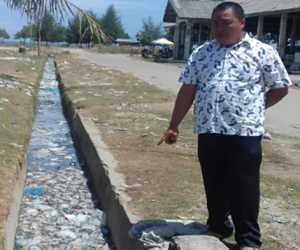 Kesadaran Pedagang Dalam Menjaga Kebersihan PPI Ujong Serangga Masih Rendah