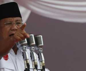 Prabowo: Kita Sudah di Ambang Kemenangan
