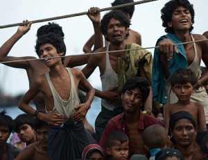 Gegara Faktor Ekonomi, Dua Pria Ini Nekat Lakukan Perdagangan Etnis Rohingya di Lhokseumawe
