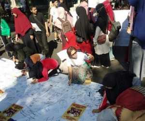 Kembali Aksi Penolakan Terhadap RUU P-KS Digelar