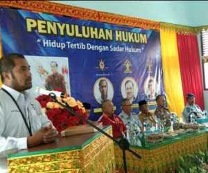 YARA Gelar Penyuluhan Hukum di Lapas Jantho Aceh Besar