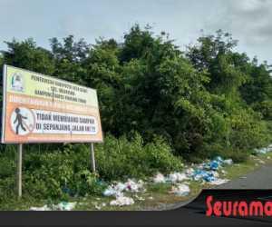 Minimnya TPS dan Kesadaran Warga, Sampah di Buang Sembarangan