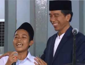 Prabowo Jadi Menteri, Sudah Diprediksi Oleh Seorang Santri Tiga Tahun lalu