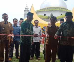 SDIT Muhammadiyah Cabang Manggeng Abdya, Diresmikan