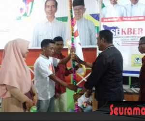 Zainal Cot Lantik Kepengurusan Sayap Muda Sekber Abdya