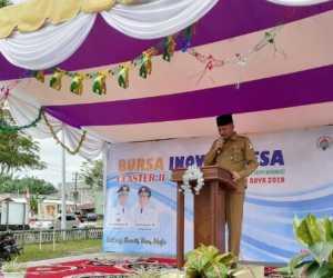 Sekdakab Nagan Raya, Buka Kegiatan Program Inovasi Desa