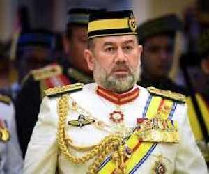 Raja Malaysia Turun Takhta