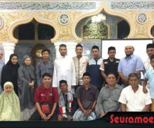 Jama'ah Masjid At-Taqwa Muhammadiyah Abdya Sumbang 31 Juta Lebih Untuk Palestina