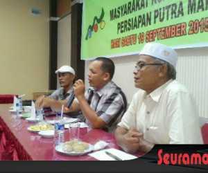 Jawab Tantangan Warga, Tarmizi Idris Siap Perjuangkan Provinsi ABAS