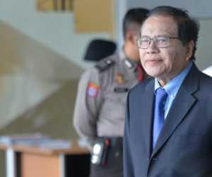 Mantan Menko Rizal Ramli Penuhi Panggilan KPK