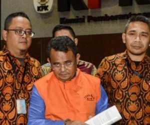 Gawat..! Dalam Sehari Dua Bupati Jadi Tersangka Korupsi