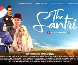 Film The Santri Ternyata Dibintangi Putri Ustadz Yusuf Masyur