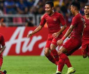 Timnas Indonesia Menang Atas Myanmar Dalam Laga Persahabatan