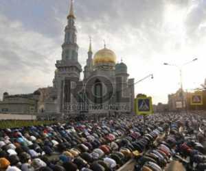 Tahun 2034 Diprediksi Muslim Capai 30 Persen Dari Populasi Rusia