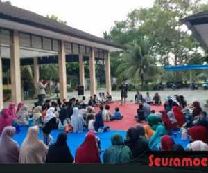 UKM Tari UTU Gelar Basic Training Tarian Tradisional Aceh