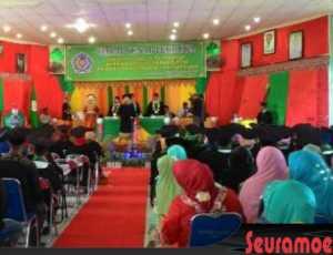 STIT Muhammadiyah Abdya Wisuda 106 Sarjana
