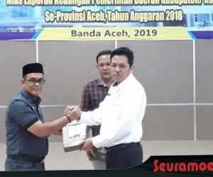 Kembali Aceh Jaya Meraih Opini WTP Untuk ke Enam Kali