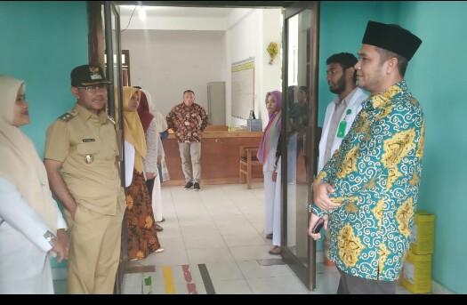 Dapat Info Kurang Sedap, Wabup Abdya Sidak Pukesmas Kuala Batee