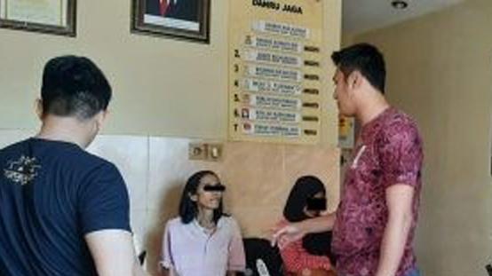 Polrestabes Surabaya Tembak Kaki Tiga Kurir Narkoba Asal Aceh