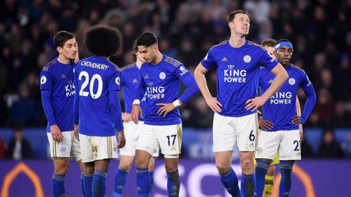 Leicester City Dipermalukan Southampton Di Kandang Sendiri