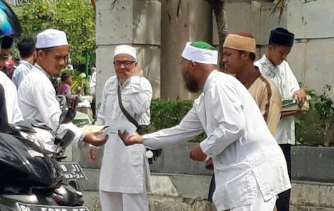 Anggota Ormas Khilafatul Muslimin Keliling Aceh, Ini Tujuannya