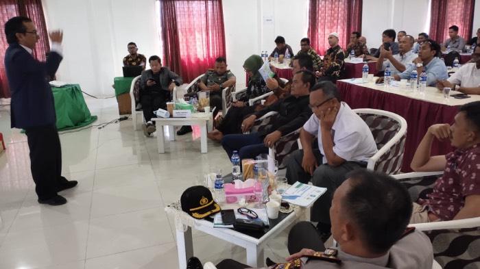 Ratusan Pengusaha di Aceh Ikuti Sosialisasi KEK Halal Barsela di Abdya