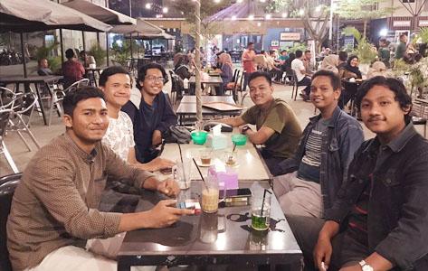 HMMI Aceh dan HMMI Lhokseumawe Adakan Pertemuan, Ini Agendanya