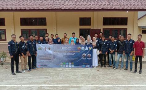 IPPAT Banda Aceh Laksanakan Program Saweu Sikula di Aceh Timur