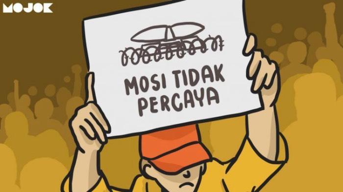 Keuchik Gampong Padang Geulumpang Abdya Dimosi Tak Percaya