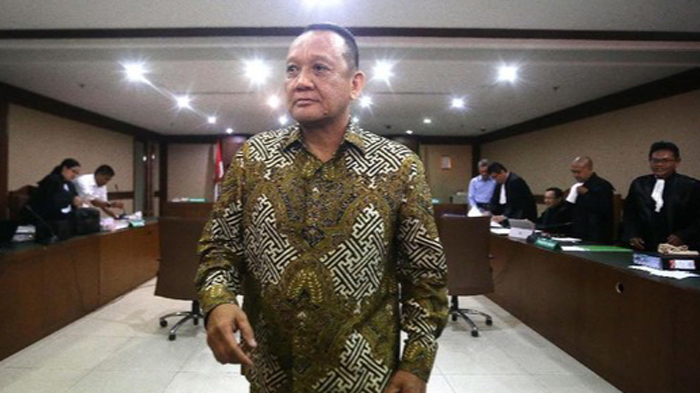 Eks Sekretaris Mahkamah Agung Jadi Buron KPK