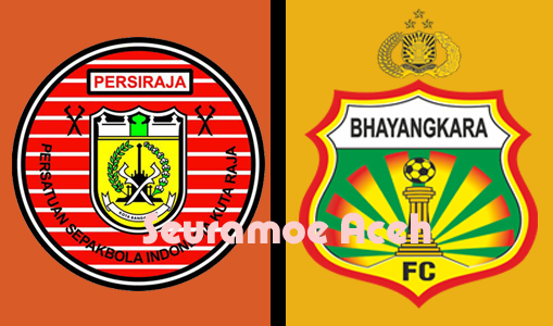 Hadapi Bayangkara FC, Persiraja Harapkan Dukungan Penonton