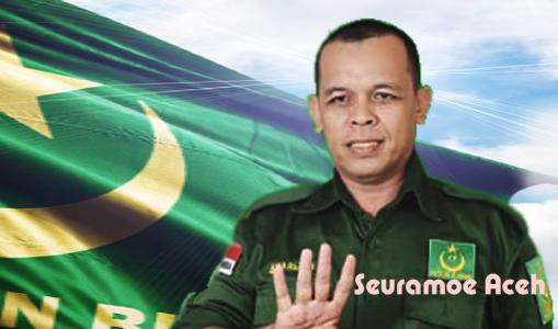 PMI Nagan Raya Tunjuk Tarmizi Idris Sebagai Ketua Tim Penanganan Covid-19