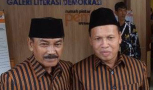 Tukang Jahid dan Ketua RW Tantang Anak Presiden di Pilkada Solo
