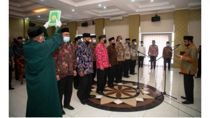 Drs. H. Salihin, MA Jabat Kepala Kakemenag Abdya