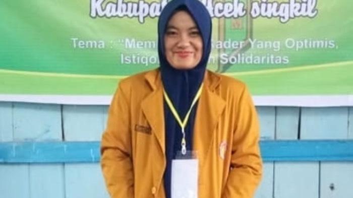 Rosnida Sari Pimpin SEMMI Aceh Singkil, Harapkan Mahasiswa Dilibatkan Dalam Agenda Daerah