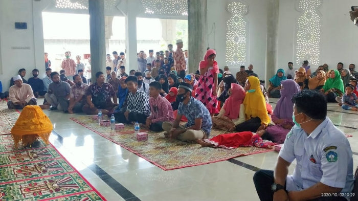 13 Orang Warga Sumut Masuk Islam di Aceh Selatan