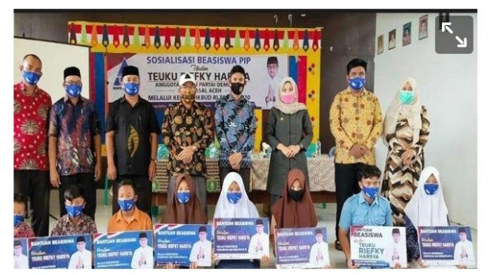 Ribuan Siswa di Aceh Selatan Terima Beasiswa Program Indonesia Pintar