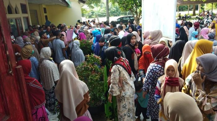 Pendaftaran UMKM untuk Dapat Bantuan Rp 2,4 Juta Membeludak di Aceh Selatan